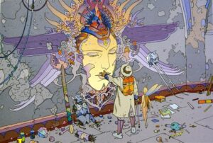 The-Art-of-Moebius-Jean Giraud