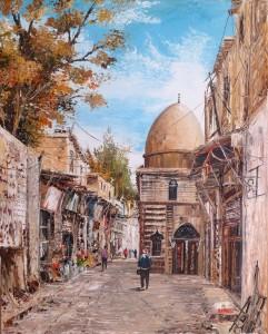 Old city IV » Aiman Bitar