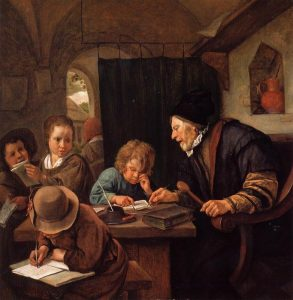 Jan-Steen-The-Severe-Teacher