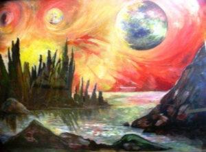 6-Paisaje del universo-José Rodriguez